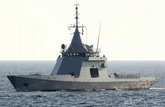 Пограничники засекли российский ракетный корабль недалеко от Черноморска — СМИ