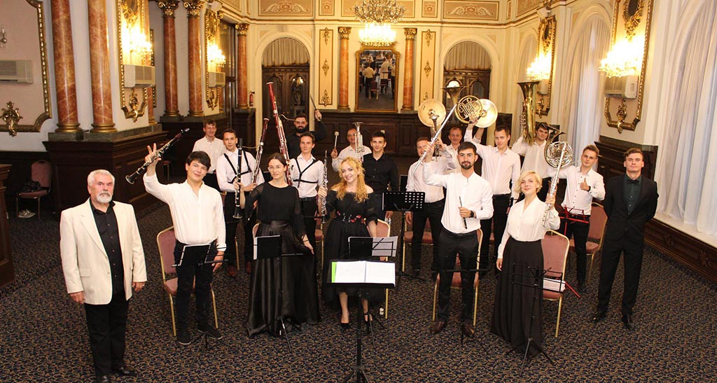 оркестр консерватории