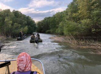 На озере в Одесской области пропал пограничник (видео)