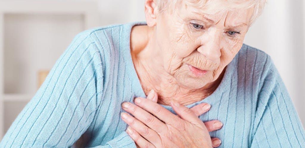 одышка пожилые люди