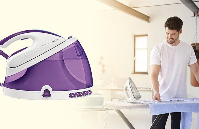 Рейтинг утюгов с парогенератором для дома и ателье