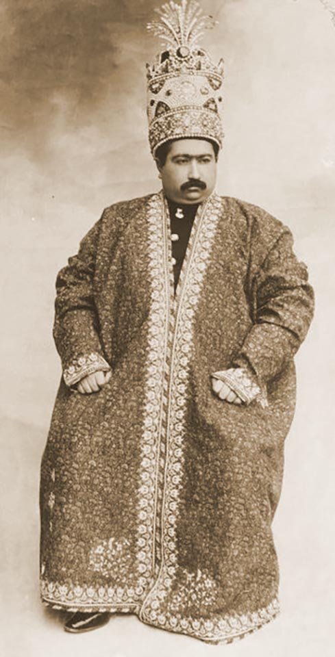 шах Персии Мохаммед