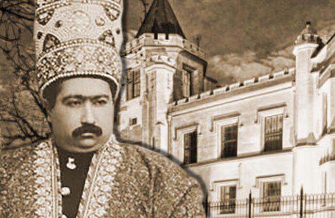 Одесская эмиграция персидского шаха: экскурсия в тюрьму, 50 наложниц и побег от революции