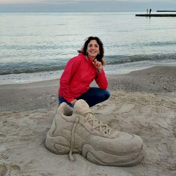 скульптура из песка2