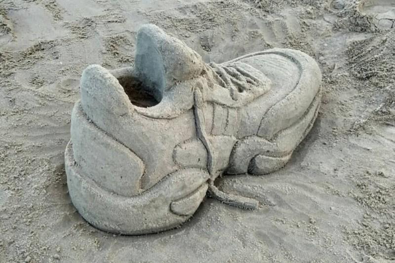 скульптура из песка3