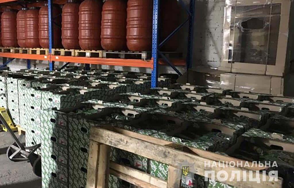 подделка оливк. масло