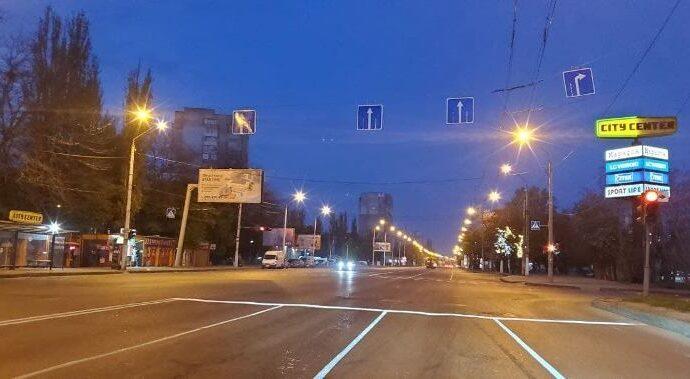 В Одессе изменят схему проезда перекрестка двух проспектов на Таирова