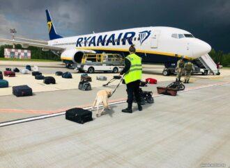 Украина прекратит авиасообщение с Беларусью (обновлено)