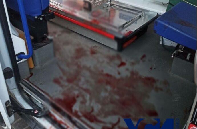 Врача одесского военного госпиталя ранили ножом