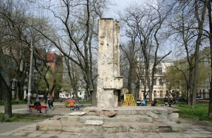 Бывший сквер имени Томаса в Одессе назовут в честь Генуи и реконструируют