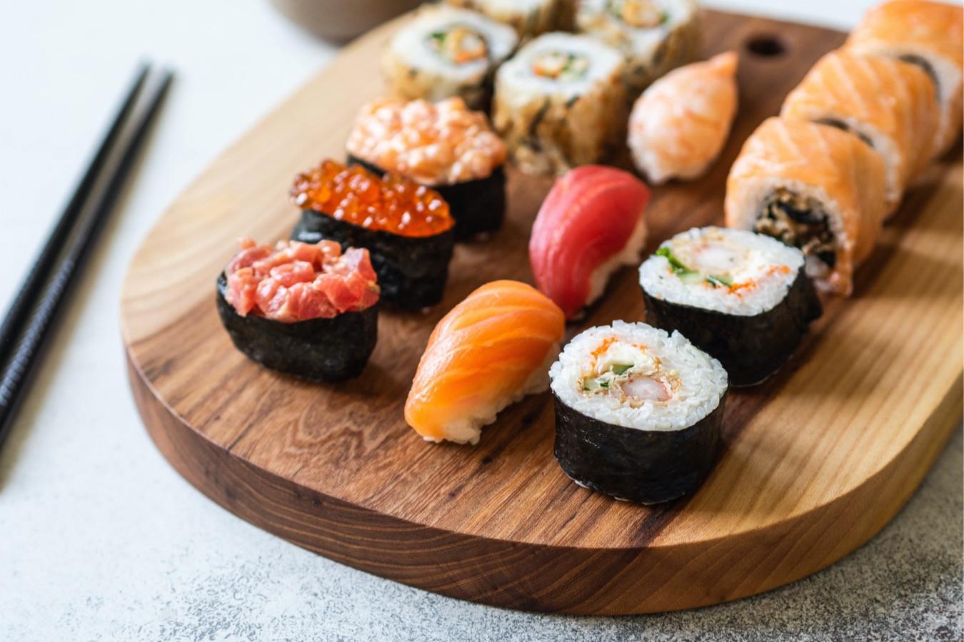 суши в Одессе