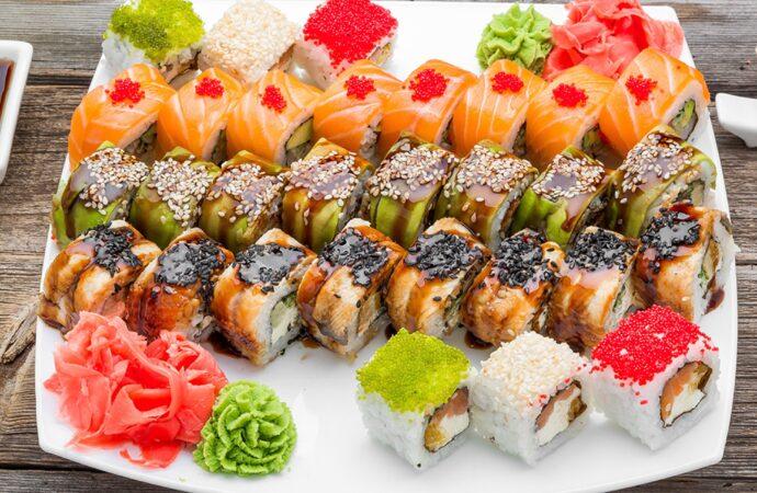 Доставка суши – удобно, вкусно и полезно