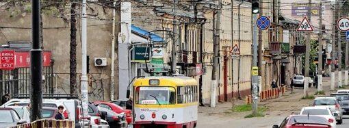 Со Слободки – в Лузановку: в Одессе пустили летний трамвай