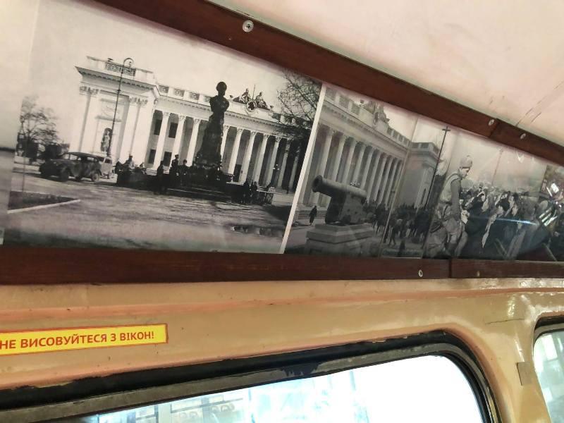 галерея в одесском трамвае4