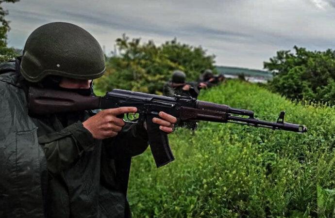 Автоматчики, броневики и вертолетный десант под Одессой: как прошли учения СБУ (фото)