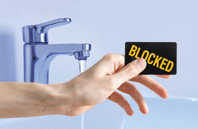 Долг за воду: банковские карты одесситов начали блокировать