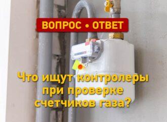 Вопрос – ответ: что ищут контролеры при проверке счетчиков газа?