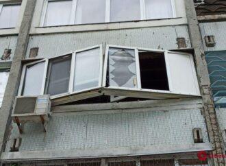 В квартире одесситки на Фонтане взорвался телевизор