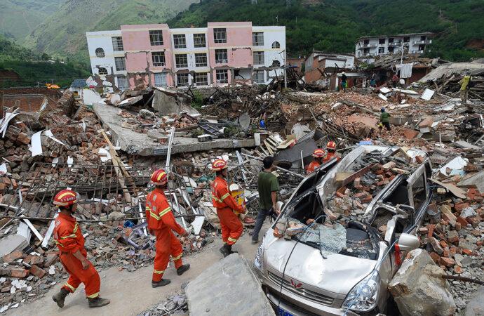 Этот день в истории: землетрясение в китайской провинции Сычуань