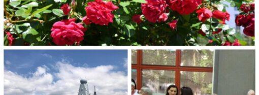 Военные корабли на Морвокзале, судебная атака и цветущие розы: новости Одессы за 18 июня
