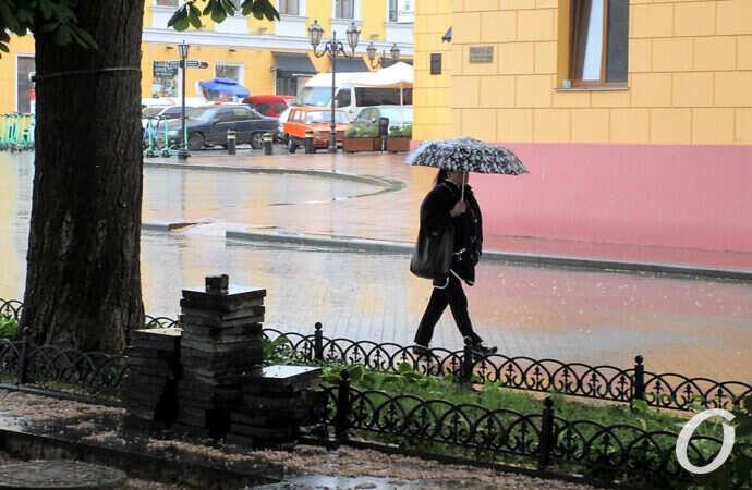 Погода в Одессе 6 июня: снова дождь?