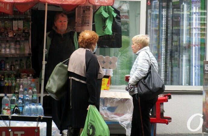 Подслушано в Одессе: «Наши фрукты-овощи надо в музее показывать»