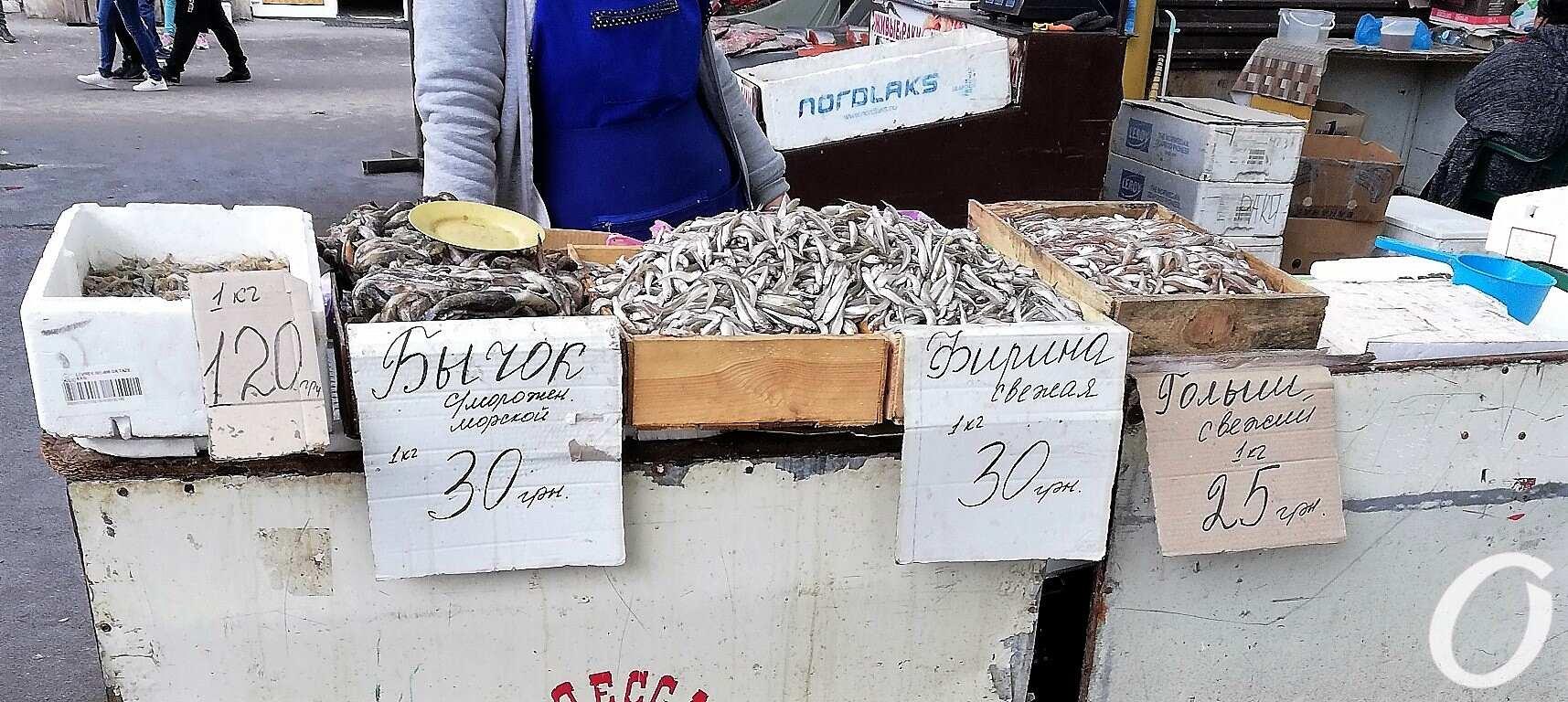 Привоз, рыба, фирина