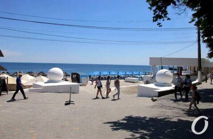 Температура морской воды в Одессе 10 августа: все на пляж