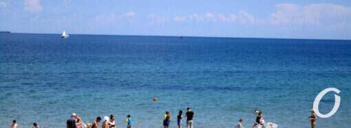 Температура морской воды в Одессе 11 июня: идти ли на пляж