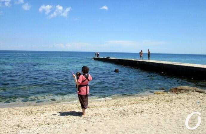 Идти ли на пляж: температура морской воды в Одессе 24 июня