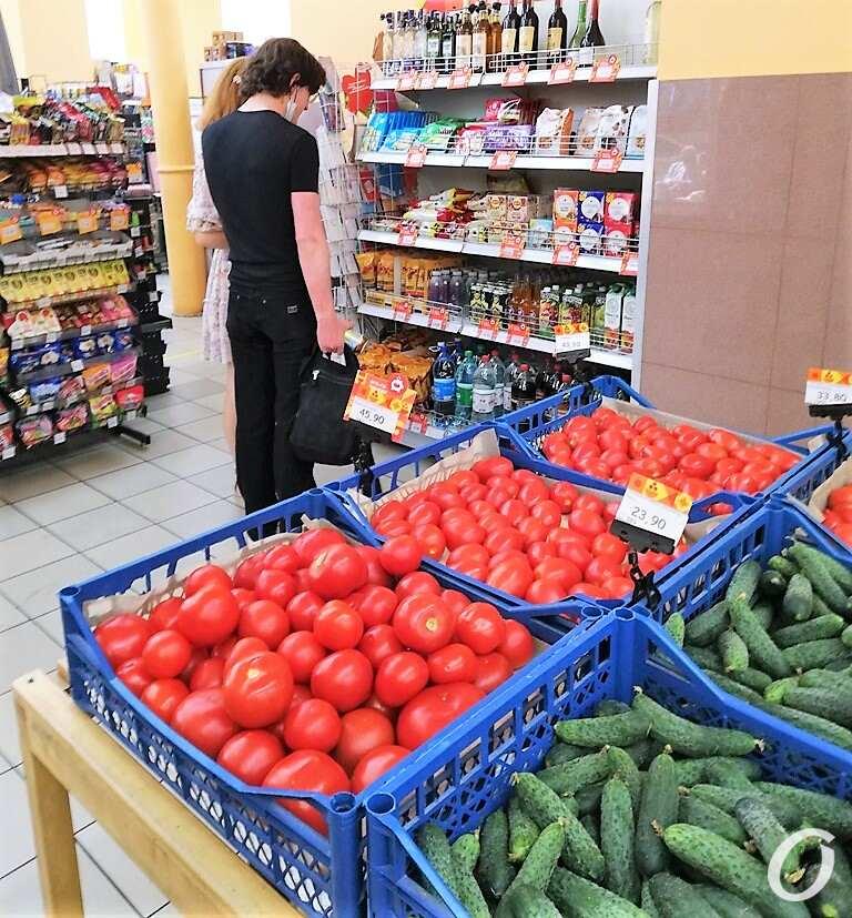 супермаркет в Одессе3