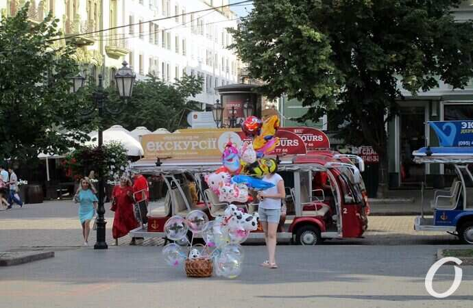 Прогноз погоды в Одессе на 20 июля