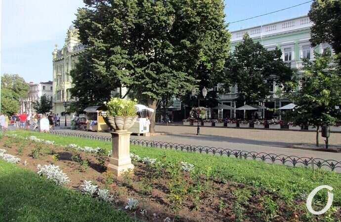 Какой будет погода в Одессе 27 июля?