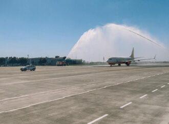 Одесский аэропорт организует забег по новой «взлетке»