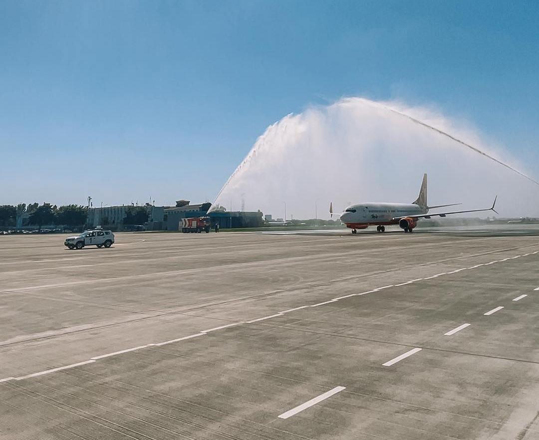 новая ВПП в аэропорту Одессы2