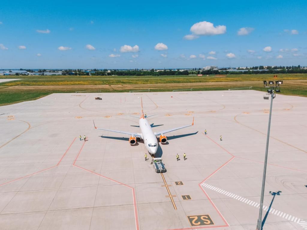 новая ВПП в аэропорту Одессы4