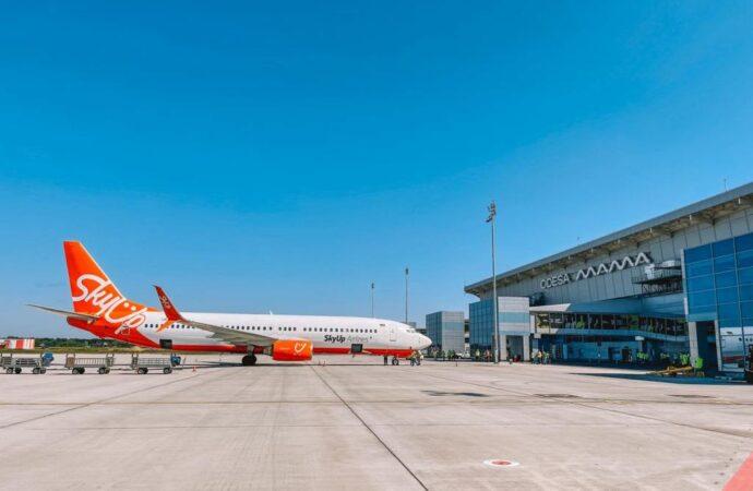 Одесский аэропорт временно не будет принимать рейсы – куда перенаправят самолеты SkyUp