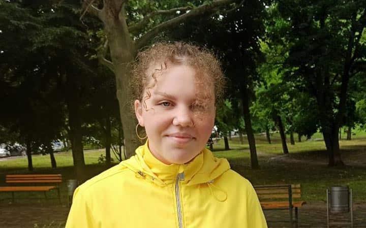 Анастасия, 14 лет