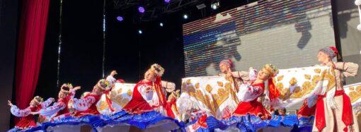 Хороводы, песни и фолк дискотека: в Одессе стартовал фолк фестиваль (фоторепортаж)