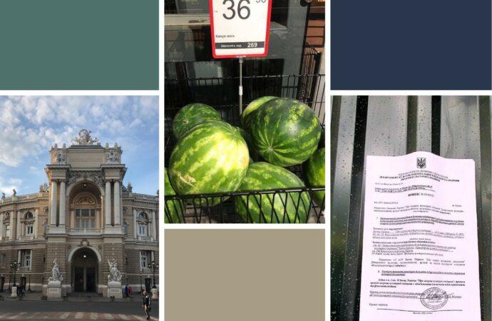 Пешеходный центр, арбузы уже в магазинах, типография Фесенко forever: события 4 июня