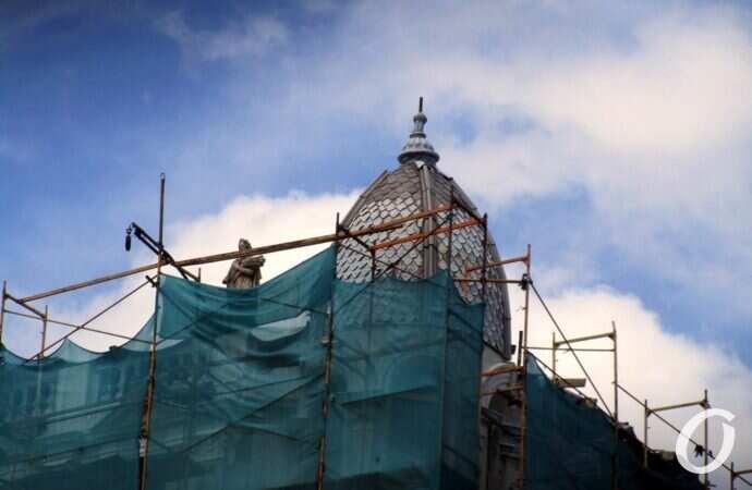 Одесский дом Либмана: право на реставрацию снова выиграл реставратор дома Руссова