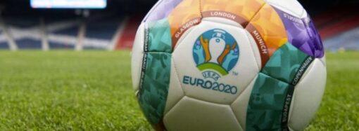 Украина впервые пробилась в плей-офф чемпионата Европы по футболу