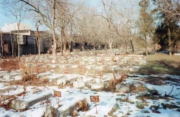 В Одессе нашли тайные захоронения жертв сталинского режима