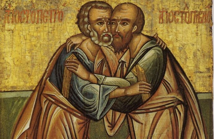 Сегодня у католиков День святых апостолов Петра и Павла