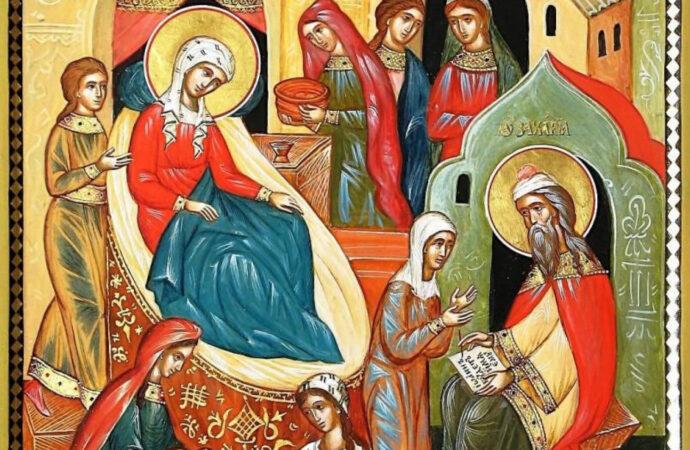 Сегодня у католиков Рождество Иоанна Крестителя
