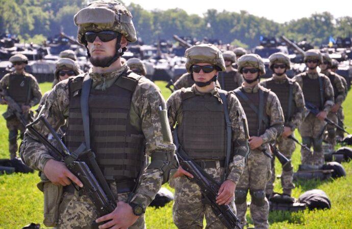 «Си Бриз–2021»: морские пехотинцы начали учения на суше (фото)