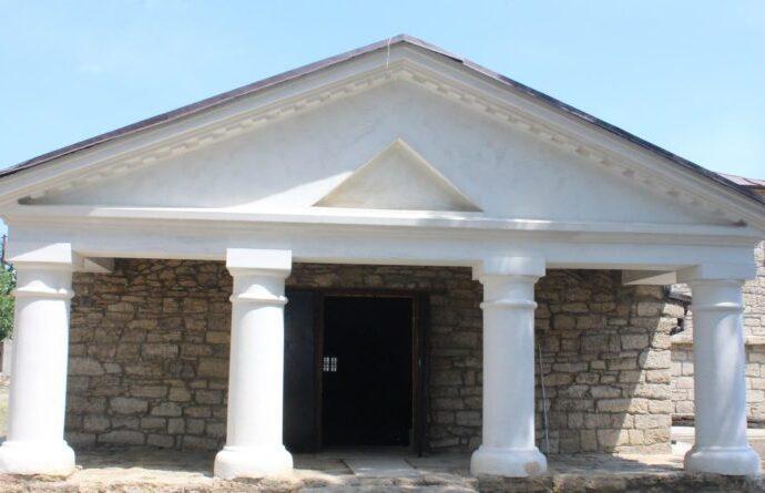 В Одесской области заканчивают реставрировать церковь 15 века – самый старый храм региона