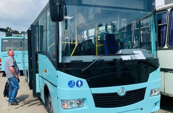 В Одессе можно отслеживать движение автобусов онлайн, но только по одному маршруту