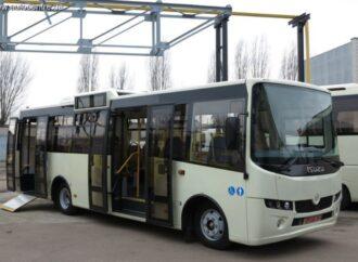 Одесские перевозчики выпустили на маршруты новые автобусы еврокласса – «на носу» подорожание проезда? (видео)