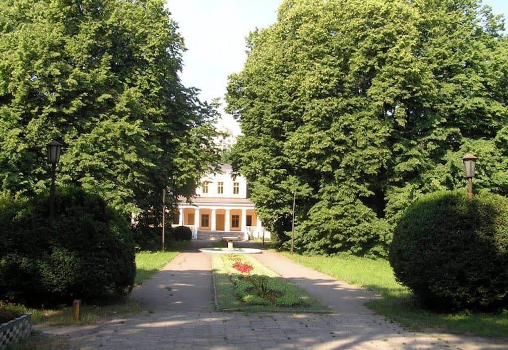 ботанический сад Одесса